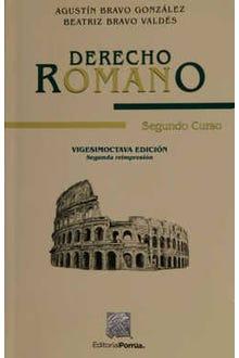 Derecho Romano Segundo curso