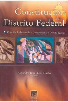Constitución del Distrito Federal