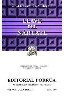 Llave del Náhuatl