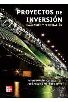 Proyectos de inversión : Evaluación y formación