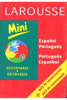 LAROUSSE MINI DICCIONARIO ESPAÑOL PORTUGUES-PORTUGUES-ESPAÑO