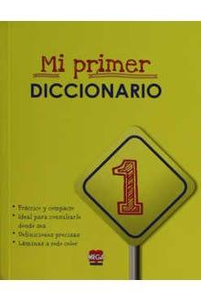 Mi primer diccionario 1