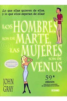 Los hombres son de Marte, las mujeres son de Venus  (Nueva edición)