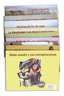 HISTORIA DE MEXICO PARA PRIMEROS LECTORES 1-10