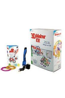 3D Maker Kit (Pluma Azul)