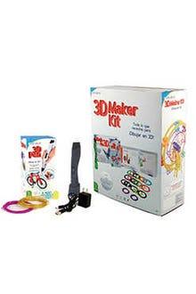3D Maker Kit (Pluma Negra)