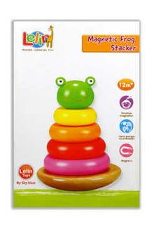 Magnetic Frog Stacker
