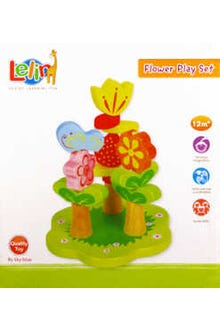 Flower Play Set