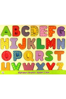 Alphabet Board Upper Case
