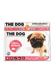 The Dog Artlist Collection Libro 3 de 4 Pug