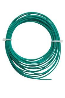 Filamento PLA 1.75mm verde individual c/10 m