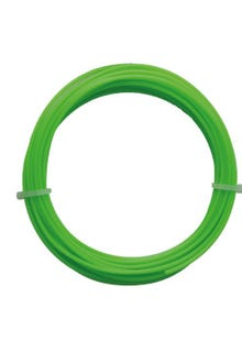 Filamento PLA 1.75mm verde claro individual c/10 m