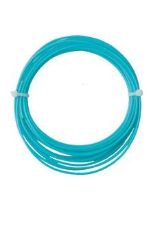Filamento PLA 1.75mm cyan individual c/10 m