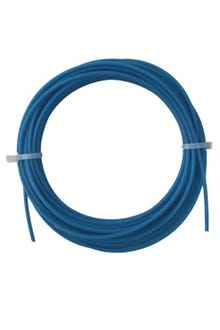 Filamento PLA 1.75mm azul individual c/10 m