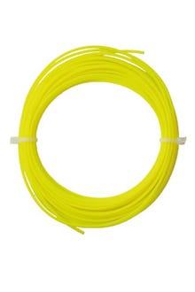 Filamento PLA 1.75mm amarillo individual c/10 m