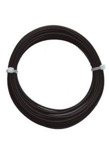 Filamento PLA 1.75mm negro individual c/10 m
