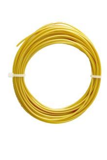 Filamento PLA 1.75mm oro individual c/10 m
