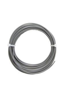 Filamento PLA 1.75mm Plata individual c/10 m