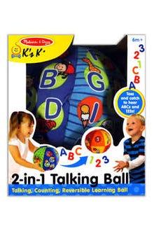 Bola de hablar 2 en 1