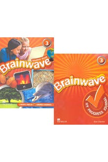 Brainwave 3 Student Book + My Progress Journal