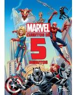 Marvel cuentos de 5 minutos