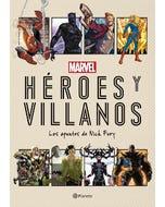 Marvel Héroes y villanos