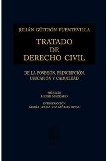 Tratado de Derecho Civil Tomo XII