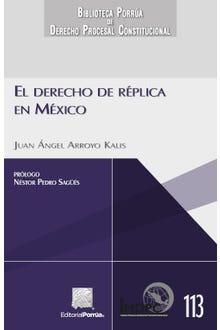 El derecho de réplica en México