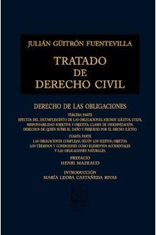 Tratado de Derecho Civil Tomo XIV
