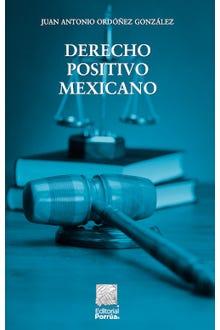 Derecho positivo mexicano