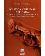 Política criminal aplicada