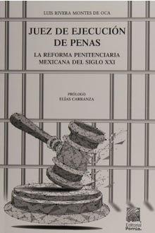 Juez de ejecución de penas