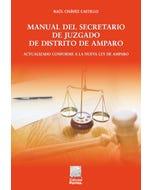 Manual del secretario de juzgado de distrito de amparo