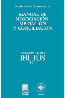 Manual de negociación, mediación y conciliación