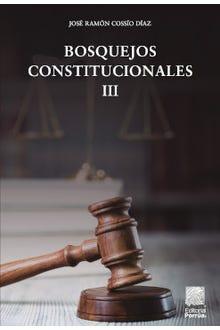 Bosquejos constitucionales III