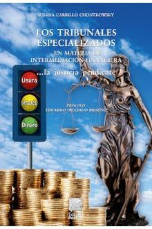 Los tribunales especializados en materia de intermediación financiera