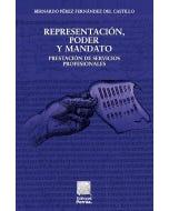 Representación, poder y mandato