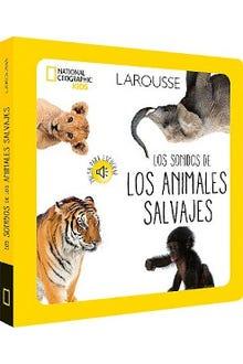 Los sonidos de los animales salvajes