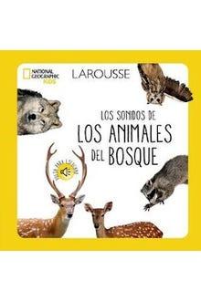 Los sonidos de los animales del bosque