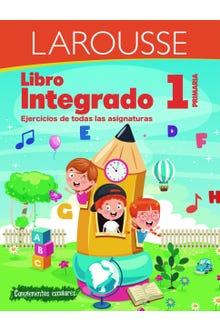 Libro integrado 1 primaria