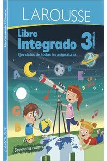 Libro integrado 3 primaria