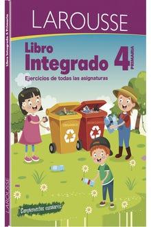 Libro integrado 4 primaria