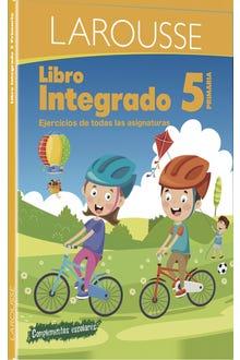 Libro integrado 5 primaria