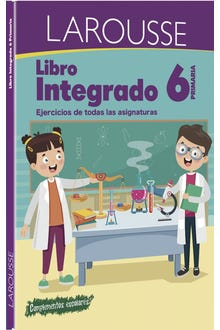 Libro integrado 6 primaria