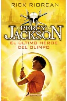 Percy Jackson: El último héroe del Olimpo