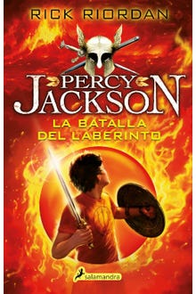 Percy Jackson: La batalla del laberinto