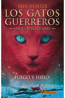 Los gatos guerreros: Fuego y hielo