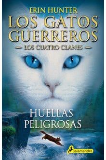 Los gatos guerreros: Huellas peligrosas