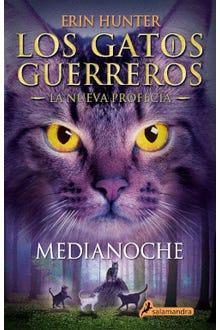 Los gatos guerreros: Medianoche