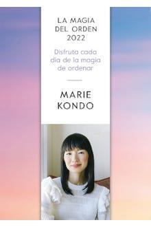 Libro Agenda La magia del orden 2022